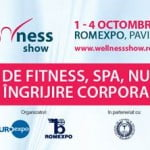 Wellness Show va avea loc în perioada 1-4 octombrie, la Romexpo
