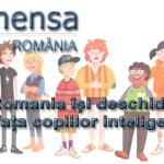 Mensa își deschide porțile în fața copiilor inteligenţi, de 1 Iunie
