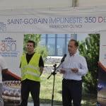 """500 de persoane au participat la """"Ziua Porților Deschise"""" la Fabrica Saint-Gobain din Călărași"""