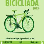 Uniunea Națională a Studenților din România lansează Bicicliada 2015