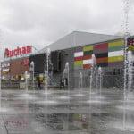 Auchan – Investiţii de sute de milioane de euro