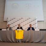Telekom, sponsor principal al Echipei Naționale de Fotbal