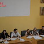 "Elevii din Botoșani – campioni naționali la ""Tinerii Dezbat"""