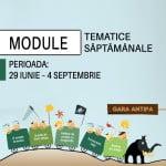 Evenimente speciale pentru copii, la Muzeul Grigore Antipa