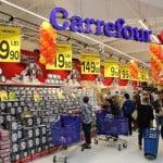Carrefour deschide un nou supermarket în București