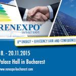 Renexpo® South-East Europe va avea loc în perioada 18-20 noiembrie