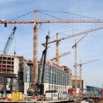 Volumul lucrărilor de construcții a scăzut în aprilie