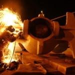 Producția industrială, în scădere