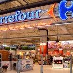 Hipermarketul Carrefour din Vitantis Shopping Center se închide
