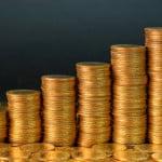 Salariul mediu a crescut în aprilie