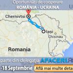 Misiunea Economică Afaceri.ro Cernăuți 2015 are loc în perioada 17-18 septembrie