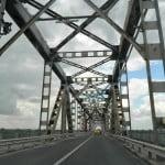 Restricţii pe podul Giurgiu – Ruse, până pe 28 aprilie