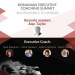 """Romanian Executive Coaching Summit 2015"" va avea loc pe 30 septembrie"