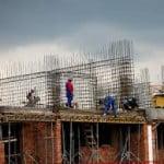 Scădere importantă pe piaţa construcţiilor, în prima lună din 2017