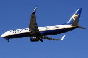 Bilete de avion Ryanair