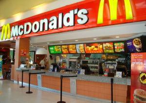 Rezultate McDonald's