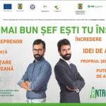 """Proiectul """"Antreprenor"""", la cea de-a doua caravană de informare"""