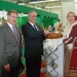 Participare MADR la târgul de agricultură din Slovenia