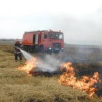 APIA: Este interzisă arderea miriștilor și a resturilor vegetale pe terenul arabil