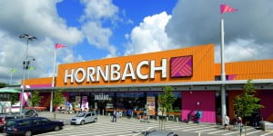 Masuri magazine Hornbach