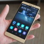 Tehnologie nouă pentru ecranul tactil marca Huawei