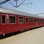 Câţi români au mers la mare cu trenul, în această vară?