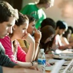 """150 de studenţi au primit consiliere în carieră, prin proiectul """"Student azi! Profesionist mâine!"""""""