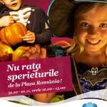 Evenimente speciale de Halloween, la Plaza România