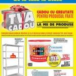 Praktiker reduce TVA-ul la mii de produse