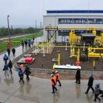 Romgaz a investit 57 de milioane de euro într-o nouă stație de comprimare
