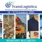 TransLogistica are loc în perioada 14-17 octombrie, la Romexpo