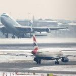 Aeroporturile din București, pregătite de iarnă. 34 de utilaje pot interveni dacă va ninge