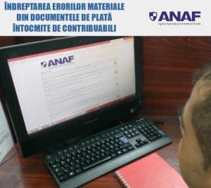 Formularul 094 ANAF.