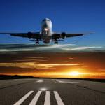 Trafic aerian record pe aeroporturile Bucureștiului în 2017