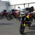 Lidl a donat cinci motociclete de intervenție urbană către SMURD