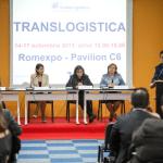 Problemele din sectorul transporturi, dezbătute în cadrul TransLogistica 2015