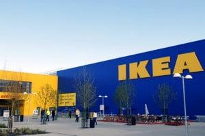 Masa GLIVARP IKEA