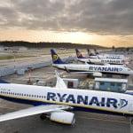Ryanair anunţă noi rute din Bucureşti