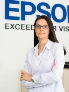Epson cota de piata Romania 2018