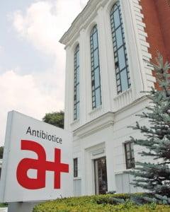 Investitii Antibiotice Iasi
