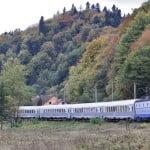 CFR Călători introduce WiFi gratuit în trenuri