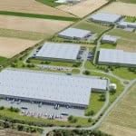 P3 inaugurează un nou parc logistic în Cehia