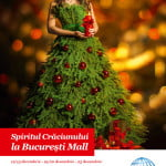 Evenimente speciale de Crăciun, în centrul comercial Bucureşti Mall