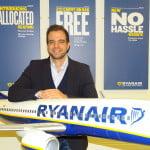 Ryanair are un nou director al departamentului de Afaceri Publice
