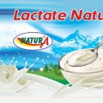 LACTATE NATURA, produse lactate făcute de români pe gustul românilor