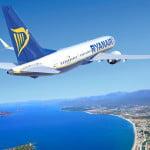 Ryanair a avut în 2015 un număr record de clienţi. Câte persoane a transportat?