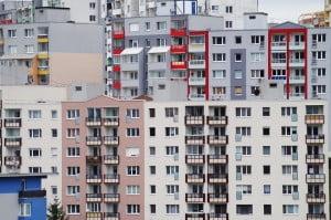 Locuinte noi contruite in Romania