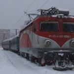 CFR Călători: Se circulă în condiţii de iarnă. Niciun tren nu este anulat