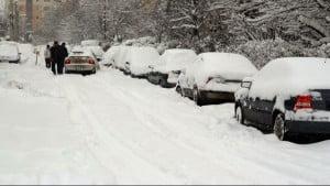 Cod galben de ninsori noiembrie 2020