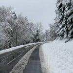 Avertizare de călătorie în Slovenia. Se vor semnala ninsori, vânt şi polei